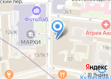 Компания «Строящееся административное здание по ул. Рождественка» на карте