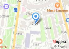 Компания «РСА» на карте