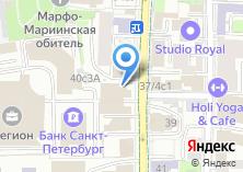 Компания «Баупорт» на карте