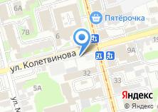 Компания «Дом спутникового ТВ» на карте