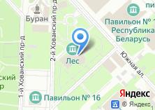 Компания «Vizon.ru» на карте