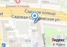Компания «Родичев и Партнеры» на карте