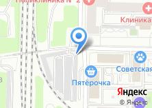 Компания «Автостоянка МГСА район Бирюлёво Восточное» на карте