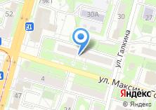 Компания «Адвокатские кабинеты Барабанова А.С. Малинчевой Т.А. Калинова А.А» на карте