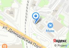 Компания «Westавто» на карте