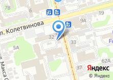 Компания «Оптовочка» на карте