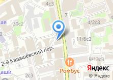 Компания «СПА-салон на Ордынке» на карте