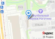 Компания «Юнипрофиль» на карте