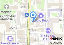Компания «Фонд Апостола Андрея Первозванного» на карте