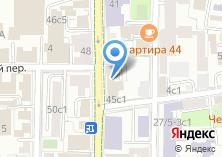 Компания «El Asador» на карте