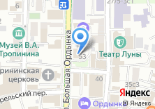 Компания «Банк Навигатор» на карте