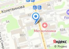 Компания «Дверной мир» на карте
