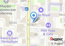 Компания «КБ ПФС-Банк» на карте