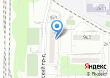 Компания «Почтовое отделение №115201» на карте