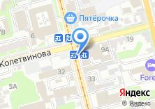 Компания «Саморезик.RU» на карте