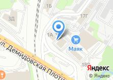 Компания «Комитет кадастра и строительства» на карте