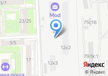 Компания «СТК ЦЕНТУРИОН» на карте