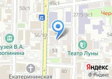 Компания «А1 ГРУПП» на карте
