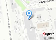 Компания «Адвантес» на карте