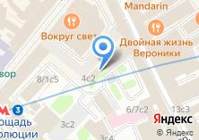 Компания «Gambit Launge» на карте