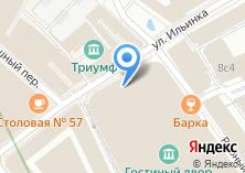 Компания «Декоратор Евгения Бондарчук» на карте