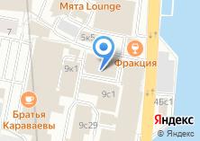 Компания «Даниловская Мануфактура» на карте