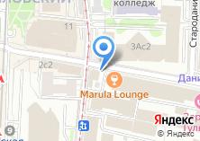 Компания «EXCELSIOR» на карте