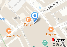 Компания «СОЛАП Центр» на карте