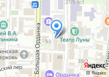 Компания «Фокус-ПРО» на карте