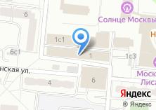 Компания «Геотех» на карте
