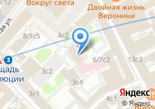 Компания «Адвокаты Алешина Н.О. и Бурнаев И.Л» на карте