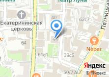 Компания «Микроинформ» на карте