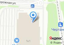 Компания «I master» на карте
