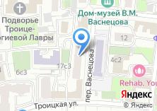 Компания «Фарма» на карте
