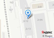 Компания «Дельтакон» на карте