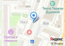 Компания «Московский областной консультативно-диагностический центр для детей» на карте