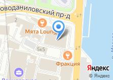 Компания «ЕвроТрансЭкспедиция» на карте