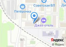 Компания «Ваш поверенный» на карте