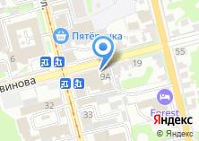 Компания «Мир открыток» на карте