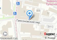 Компания «RussiaDiscovery» на карте