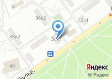 Компания «Куча Мала» на карте