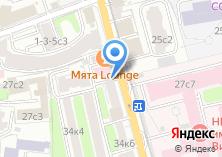 Компания «MonTravel» на карте