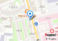 Компания «VISA4U» на карте