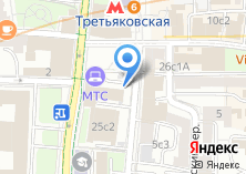 Компания «Айсберри» на карте