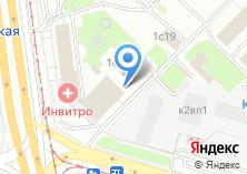 Компания «ПРОТЕКО» на карте