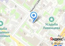 Компания «Тульский Камерный драматический театр» на карте