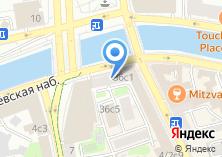 Компания «Почтовое отделение №115035» на карте