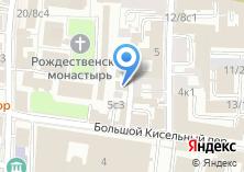 Компания «СИЯН» на карте