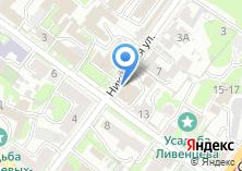 Компания «ВиВ Энегро» на карте