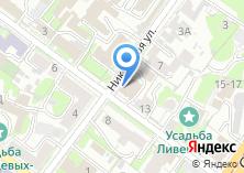 Компания «Интерком» на карте